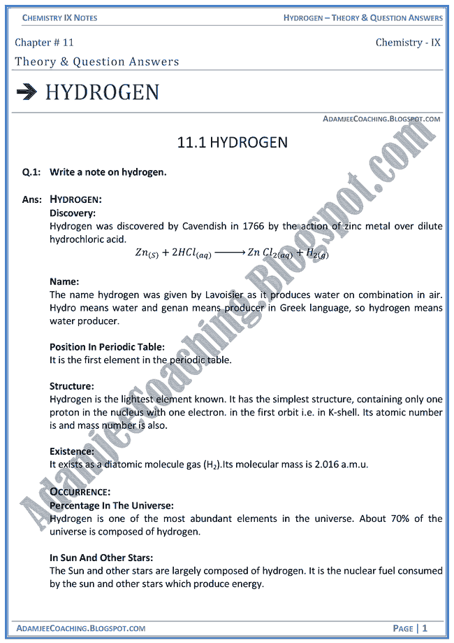 Adamjee notes for class 11 english essays - (PDF) English Notes For