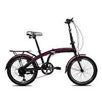 20 pacific 2980ht folding bike