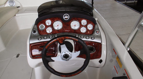 ABS decorative sheets to replace your boat dash: Are you