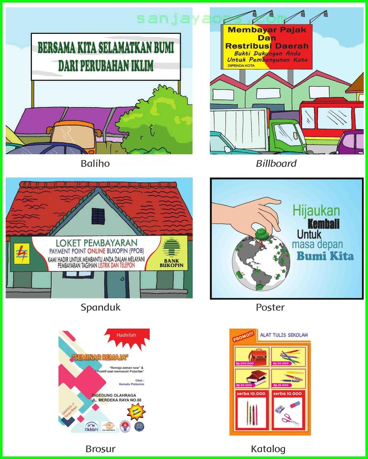 Contoh Soal Reklame Dan Jawabannya - Dunia Sekolah ID