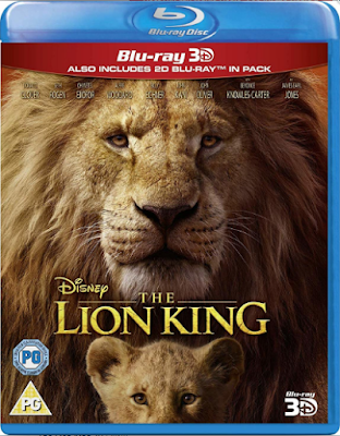 The Lion King [2019] [BD25] [3D] [Latino]