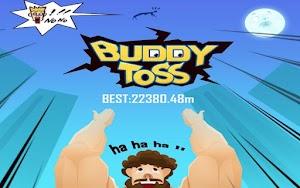 لعبة Buddy Toss مهكرة للاندرويد آخر اصدار
