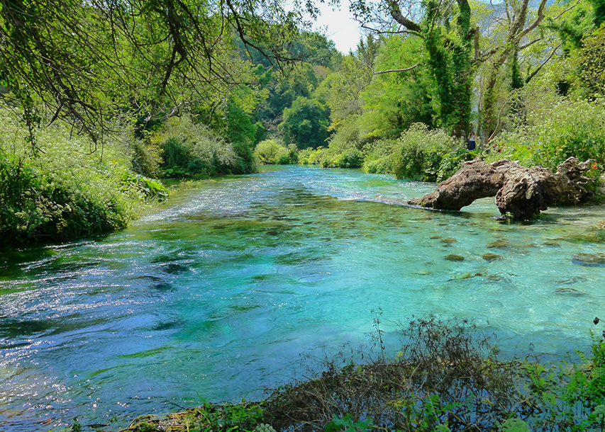 Blue Eye w Albanii