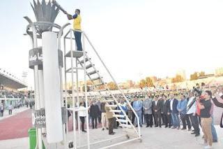 محافظ أسيوط يشهد انطلاق بطولة مؤسسة محمد سالمان الرياضية فى كرم القدم