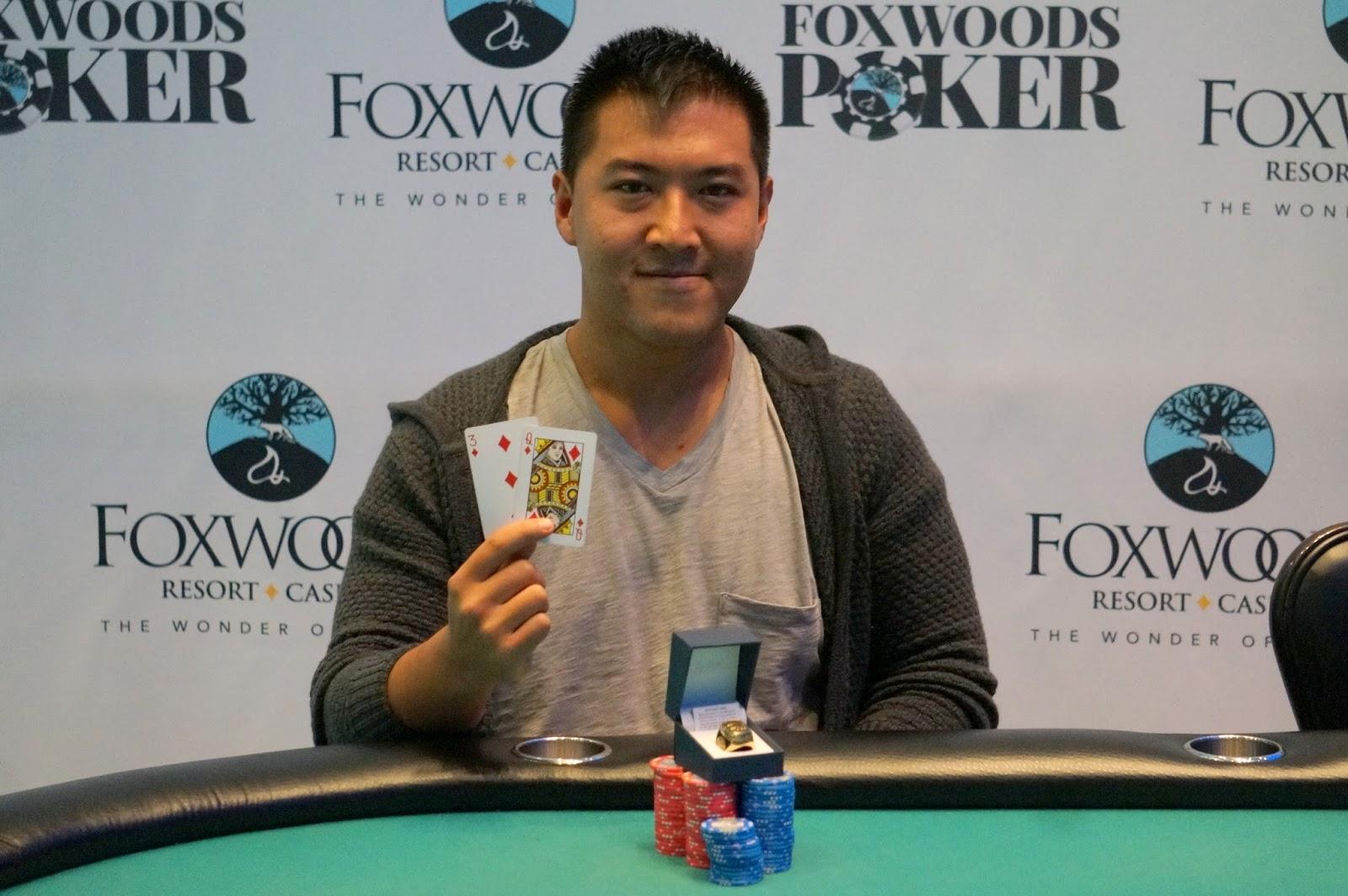 Foxwoods Poker: Chris Leong Wins Event #4 ($580 Six Max