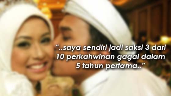 Pesanan Saiful Nang Bila Digelar Bakhil Kerana Wedding yang Simple