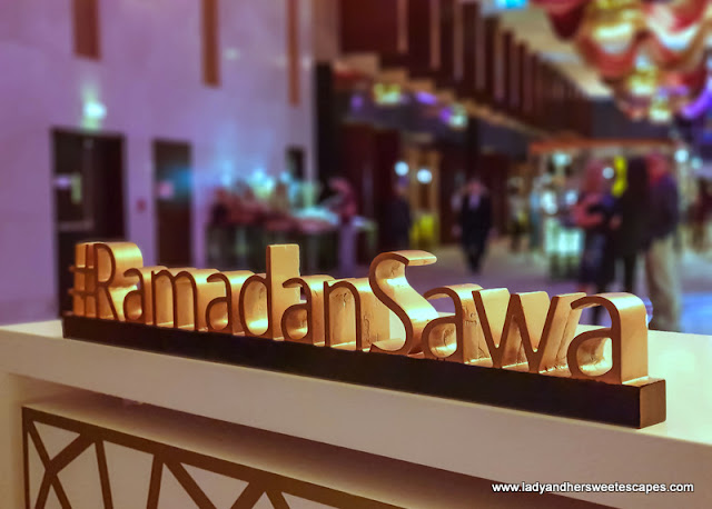 Iftar at The Address Dubai Marina