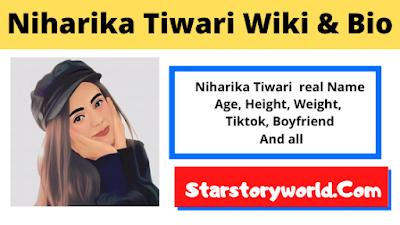 Niharika Tiwari Bio