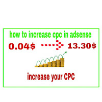 how to increase cpc in adsense
