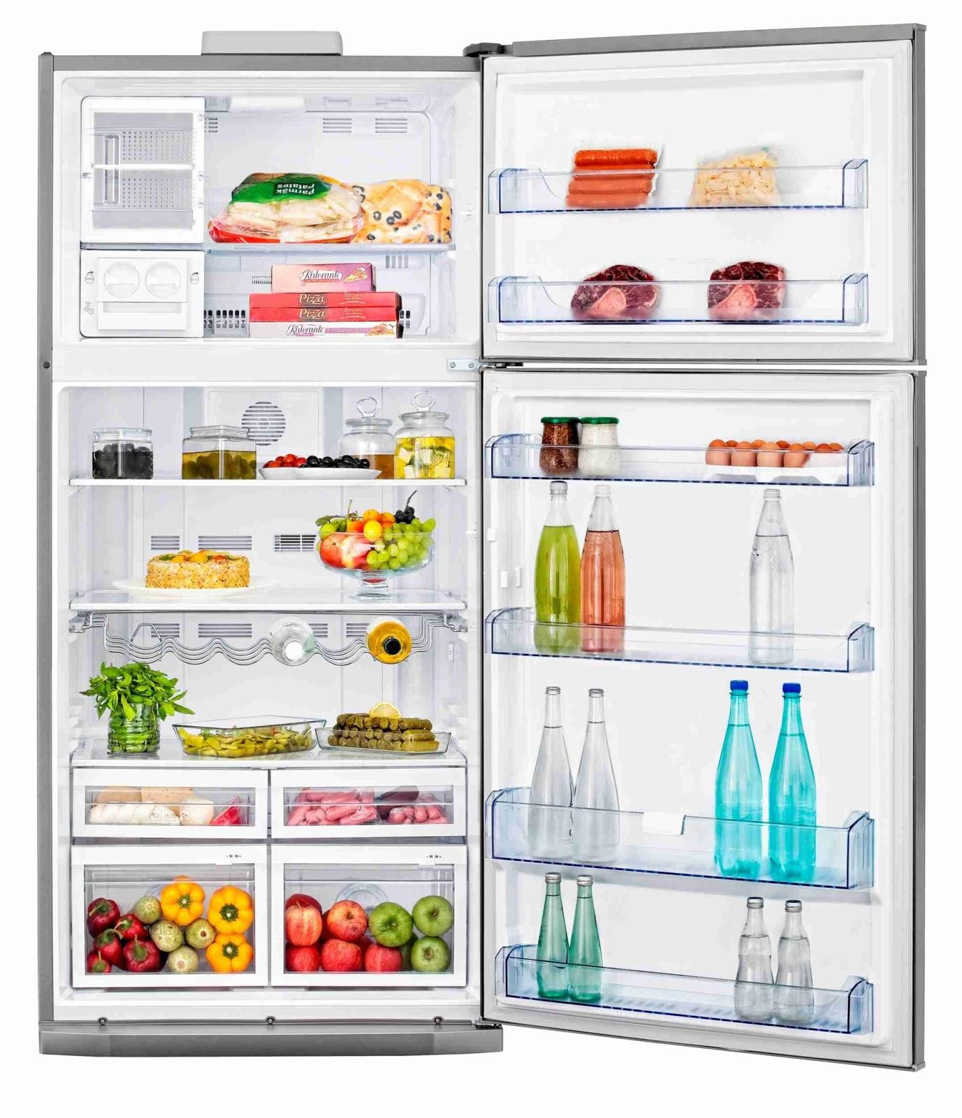 Buzdolabınızdaki Kokulardan Kurtulmak mı İstiyorsunuz