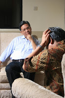 Counselling a patient