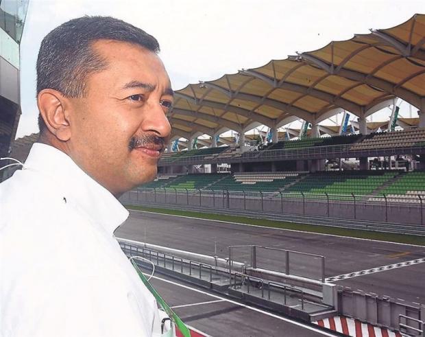 Tan Sri Mokhzani Tun Dr. Mahathir