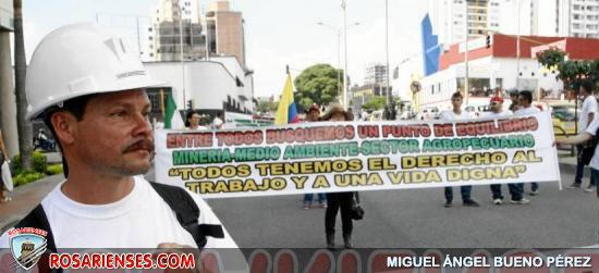 Mineros de Santander exigieron la delimitación definitiva de Santurbán | Rosarienses, Villa del Rosario