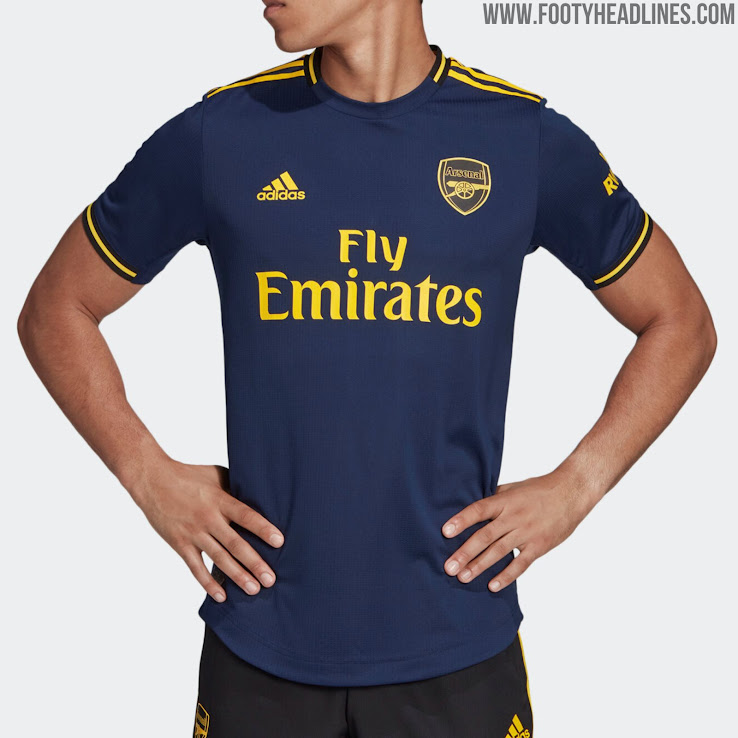 Arsenal 19 20 Third Kit Released Footy Headlines