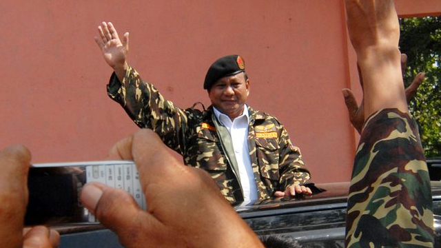 Hari Bela Negara, Menhan Prabowo Ajak Masyarakat Gotong Royong Jaga NKRI