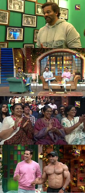 The Kapil Sharma Show Full Episode 14th March 2020 480p HDTV || 7starhd