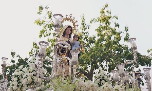 El Carmen de Torre del Mar renueva a los Gitanos de Málaga