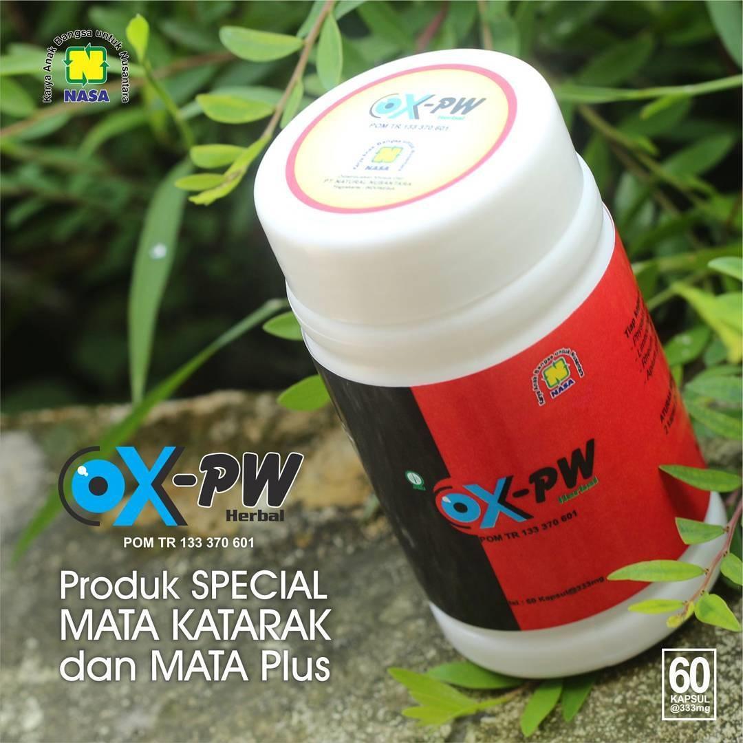 Ox Pw Herbal Mata Katarak Plus Nasa Kesehatan Ska 72 Serbuk Kedelai Alami Organik