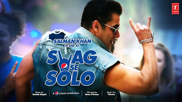 SWAG SE SOLO Song Lyrics - Pepsi's Single Anthem