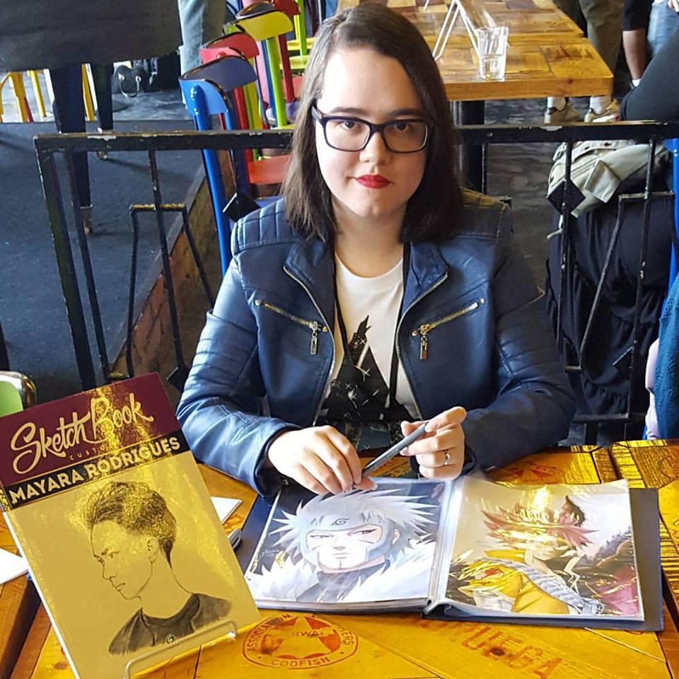 Mayara Rodrigues lança combo imperdível 2 x 1 em curso de desenho