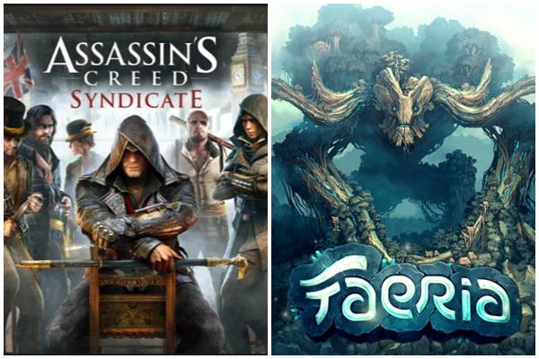 Game Assassin's Creed Syndicate Dan Faeria