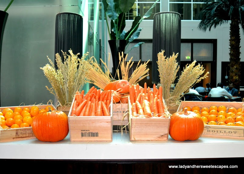 BubblOrange Brunch  at Centro Barsha