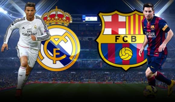 فيديو:  ريال مدريد يخسر فى الوقت القاتل امام برشلونة بسبب ميسى الاحد 23-4-2017