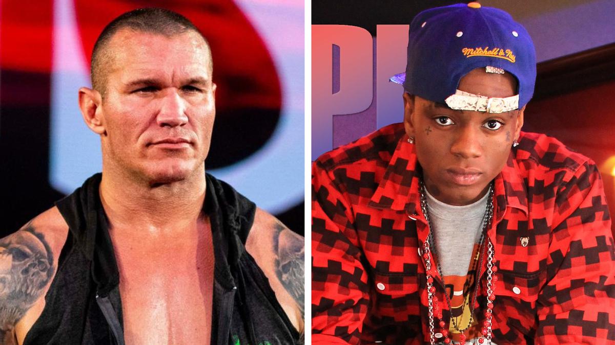 Randy Orton responde a mais comentários de Soulja Boy