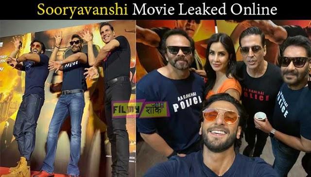 Sooryavanshi Full Movie Download 720p Leaked by Tamilrockers