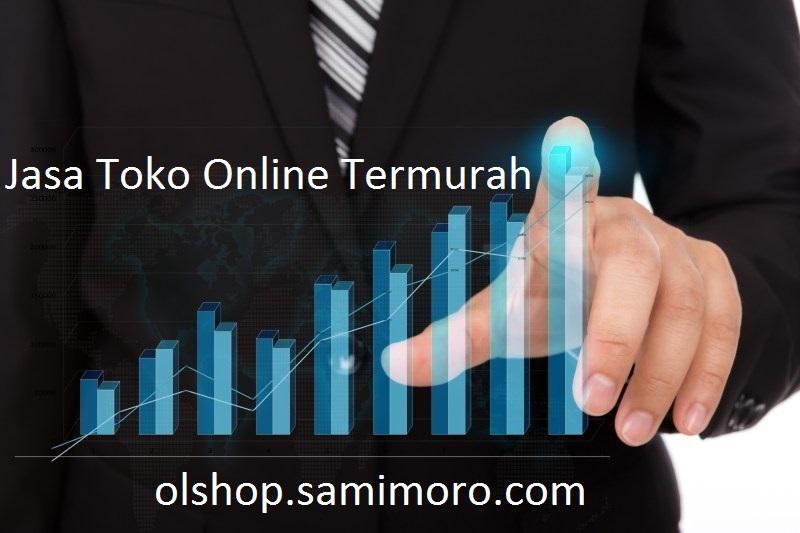 jasa bikin toko online blogspot