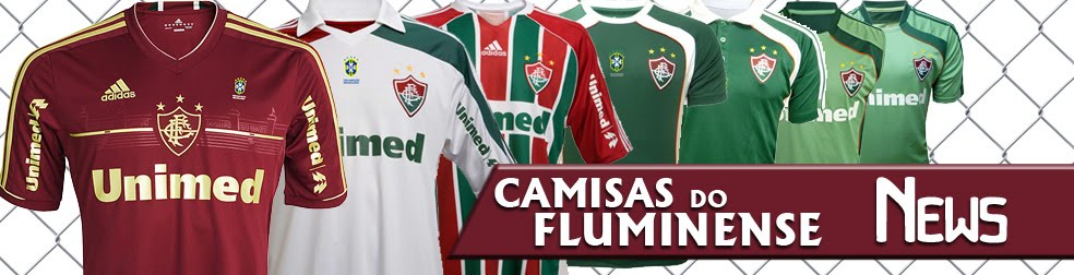 Camisas do Fluminense News cda31f4680cd9