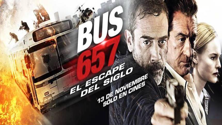 DESCARGAR PELICULA BUS 657 EL ESCAPE DEL SIGLE ESPAÑOL // MEGA | Tiyiro Descargas