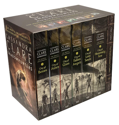 The Mortal Instruments-The Complete Collection by Cassandra Clare PDF Download