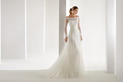 abiti sposa aurora