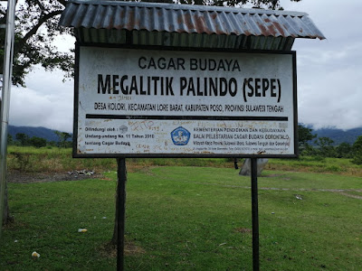 Megalitikum Patung Palindo