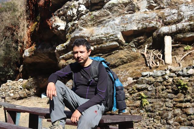 Banthati, Nangethati, Ulleri, Ghorepani Poonhill