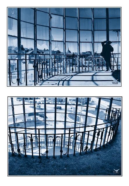 Ancienne piscine de Solvay