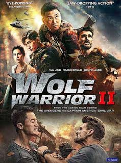 مشاهدة فيلم Wolf Warrior 2 2017 مترجم