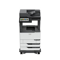 Sharp MX-B707F Driver Printer