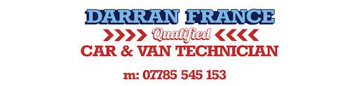 Darran France Isle of Wight Garage Mechanic