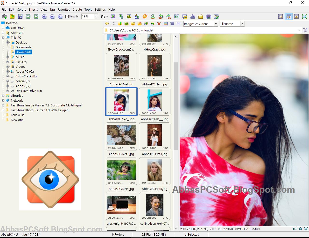 FastStone Image Viewer 7 4 With Keygen (Latest Version