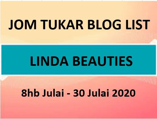 Segmen Blogger Jom Tukar Link Blog