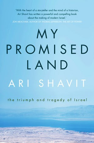 My Promised Land by Ari Shavit – Book cover