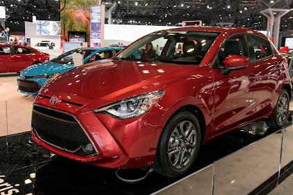 Sekian Lama Ditunggu, New Toyota Yaris 2020 Rilis Dengan Beragam Fitur