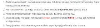 Cara Konfirgurasi DNS Server di Linux Debian