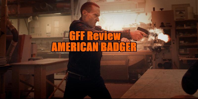 american badger review