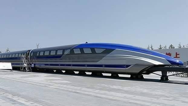 Hé lộ tàu chạy trên đệm từ trường của Trung Quốc có tốc độ nhanh nhất thế giới