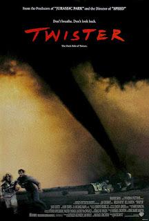 Twister 1996 Dual Audio Hindi 720p BRRip Esub 900MB
