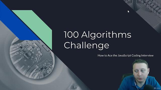 100 Algorithms Challenge