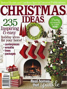 Better Homes and Gardens Christmas Ideas Magazine - Fall 2012